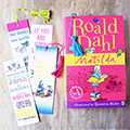 Roald Dahl Bookmarks