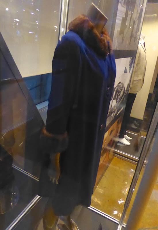 Ruth Negga Mildred Loving film coat
