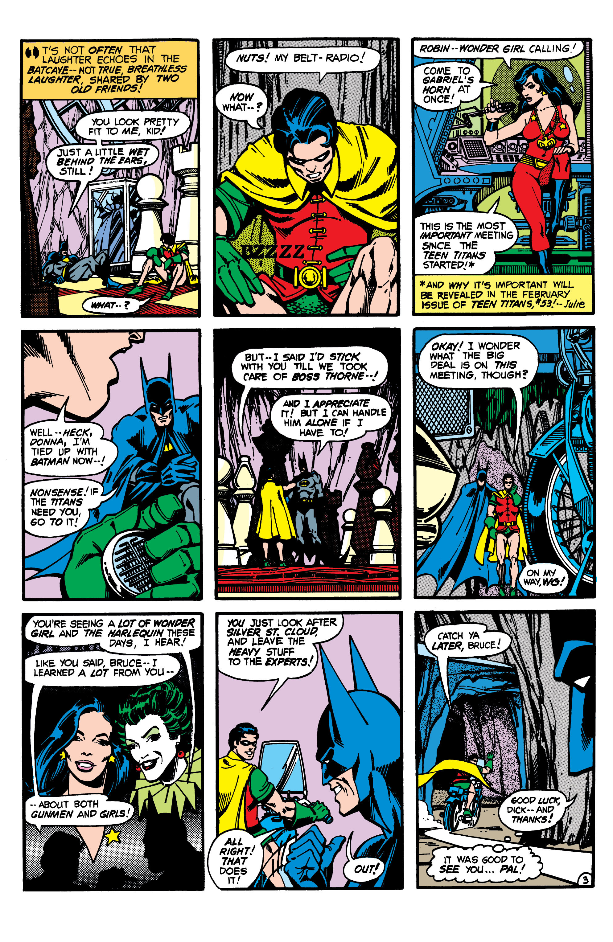 Detective Comics (1937) 474 Page 3