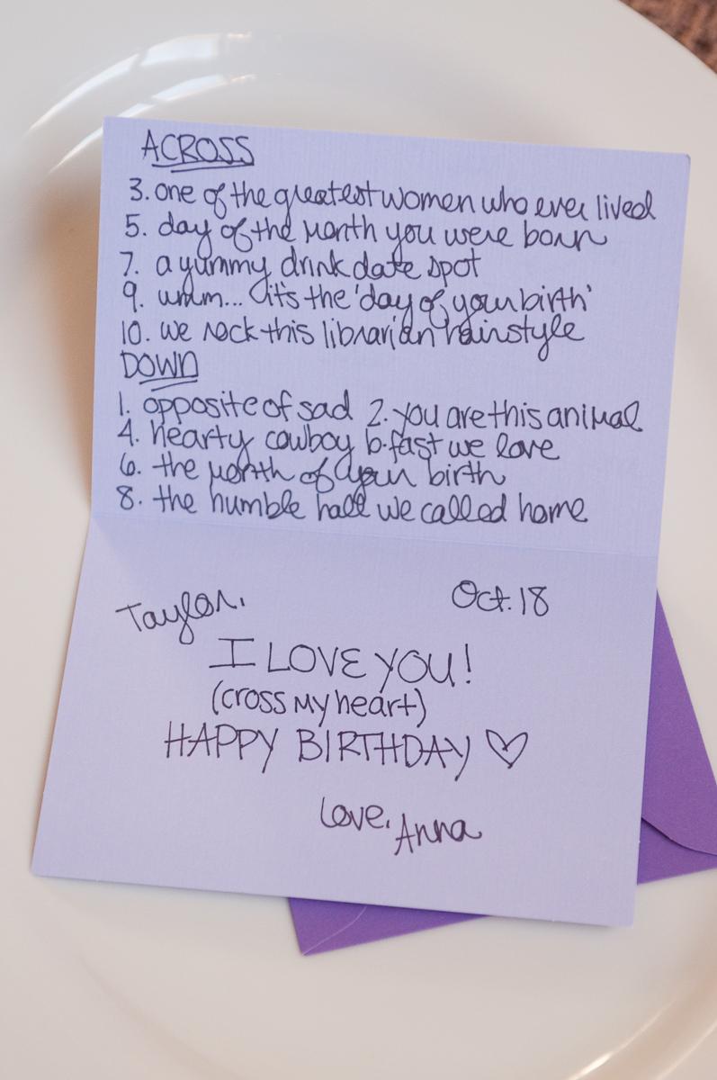 Birthday Card Ideas For Best Friend