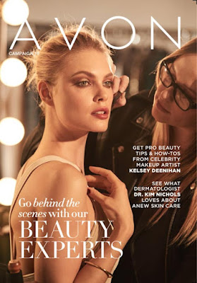 Avon Campaign 19. The Online Dates on this Avon Catalog 8/19/17 - 9/1/17. Click on Image