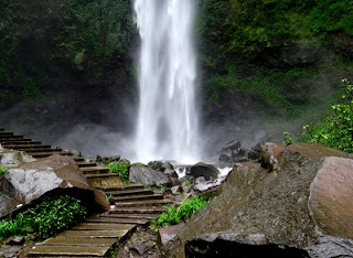 tempat Wisata di Jawa Timur coban rondo