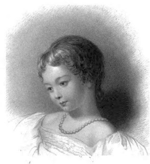 Ada Byron from Letters and Journals of Lord Byron (1833)