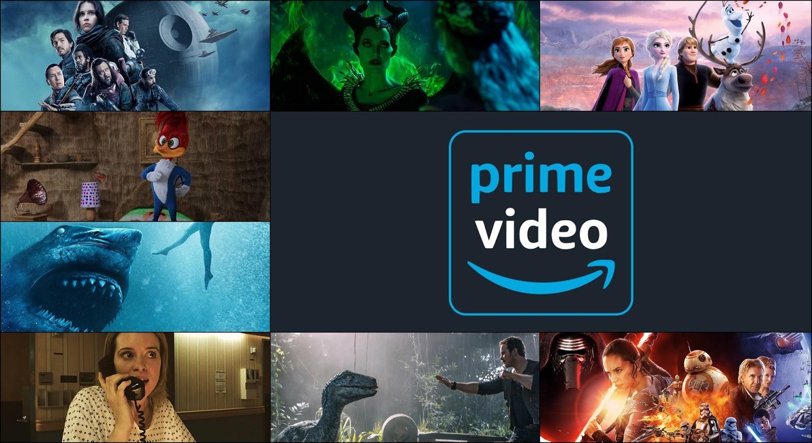 Filmes que chegam na Amazon em Maio