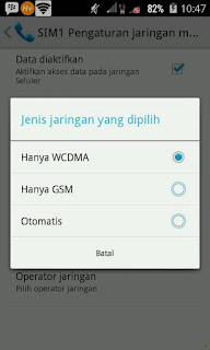 cara mempercepat download di hp android