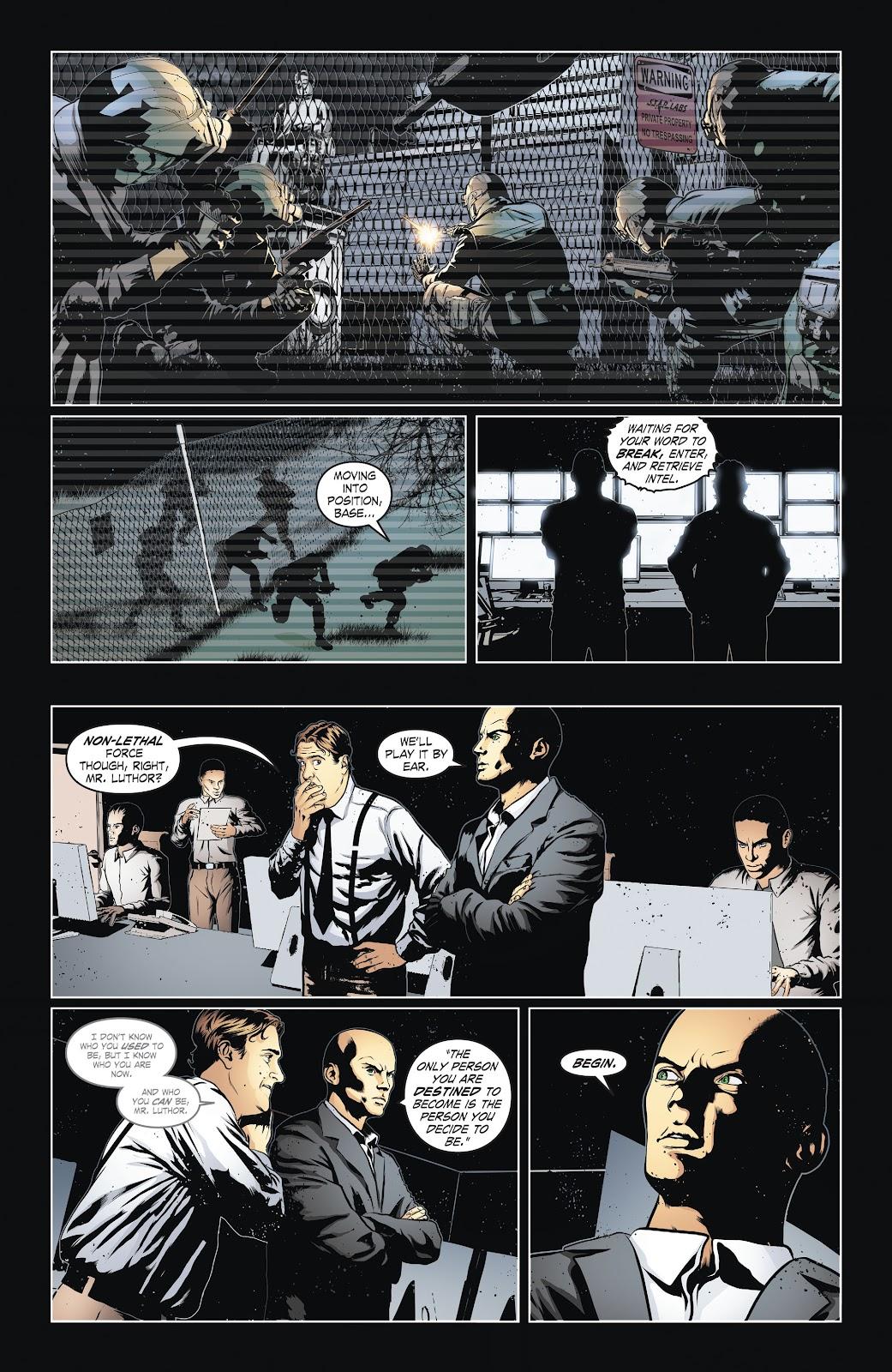 Read online Smallville Season 11 [II] comic -  Issue # TPB 6 - 31