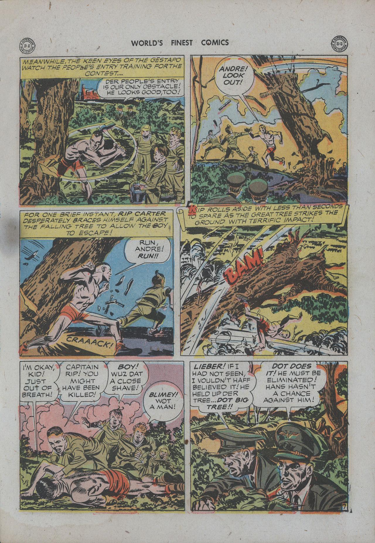 Read online World's Finest Comics comic -  Issue #15 - 56