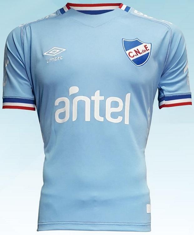 43dfcec971 Umbro divulga a nova terceira camisa do Nacional do Uruguai - Show ...