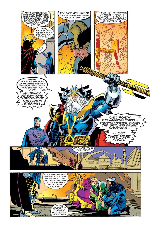 Thor (1998) Issue #15 #16 - English 4