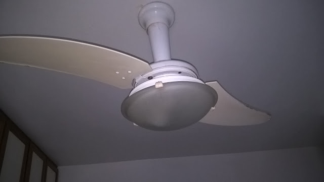 Conserto de Ventilador de Teto Rodando Devagar em Salvador-BA (71) 99111-2954