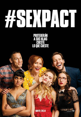 #sexpact - pelicula - cartel España