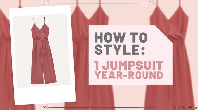 How To Style Aritzia Wilfred Melodie Jumpsuit in Apple Butter in Different Ways Spring Summer Fall Autumn Winter Patio Vacation Wedding Transitional Piece Holiday