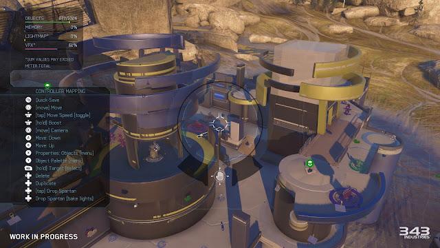 Halo 5: Forge llega a PC el día 8 de septiembre y nuevo contenido para Halo 5: Guardians