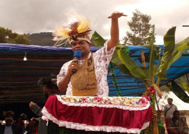 Uskup Timika: Masyarakat Papua Tidak Makan Kelapa Sawit