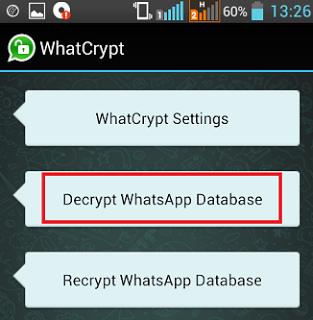 SHATRUGHAN KUMAR: How To Read Someone's WhatsApp Database