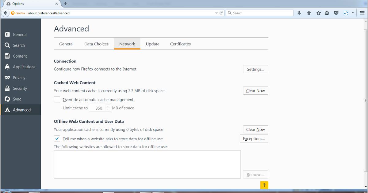Mozilla Firefox 2016 Full Setup Installer for Windows