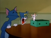 Freelance Flaneur: Tom and Jerry