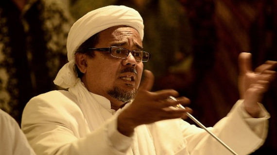 Karena Sebut Ahok Didukung 9 Naga, Habib Rizieq Dilaporkan ke Polisi Oleh Tim Ahok-Djarot