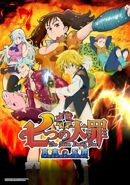 Resultado de imagen para nanatsu no taizai anime