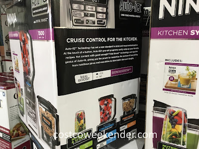 Costco 2983930 - Ninja Auto-IQ Kitchen System (model BL687C0) - a necessity for any kitchen