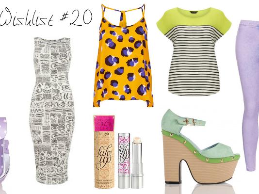 Wishlist #20
