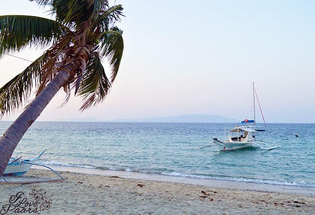 Mindoro beach Talipanan Beach