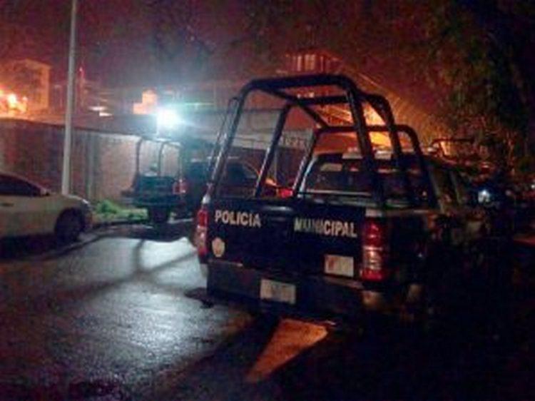 Lanzan granadas a instalaciones de la Subprocuraduría General de Justicia en Celaya