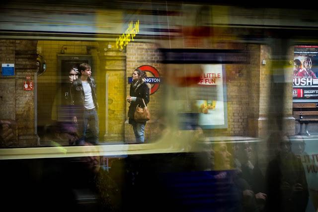 'Rostros underground' de Carlos Larios