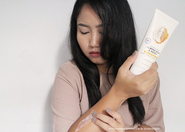 Body Lotion Favorit Dari The Body Shop