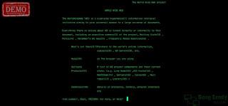 Inilah Situs Web Pertama di Dunia