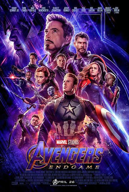 Avengers: Endgame - Poster