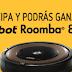 Gana tu Robot Roomba con Affinity