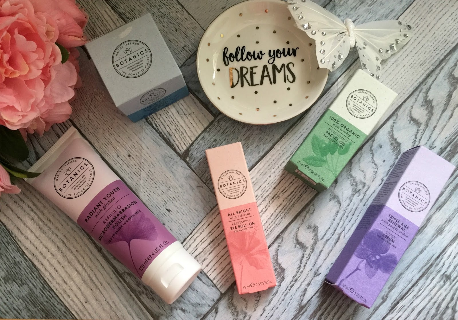 botanics release their new collection of natural skin care superheroes