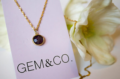 My love for purple C/O Gem and Co x