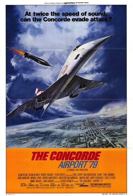 Filmes para Doidos: AEROPORTO 80 - O CONCORDE (1979)