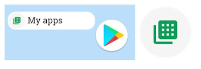 Play Store v7.1 APK to Download - Most Advanced Play Store Version with New Round icons And new shortcuts