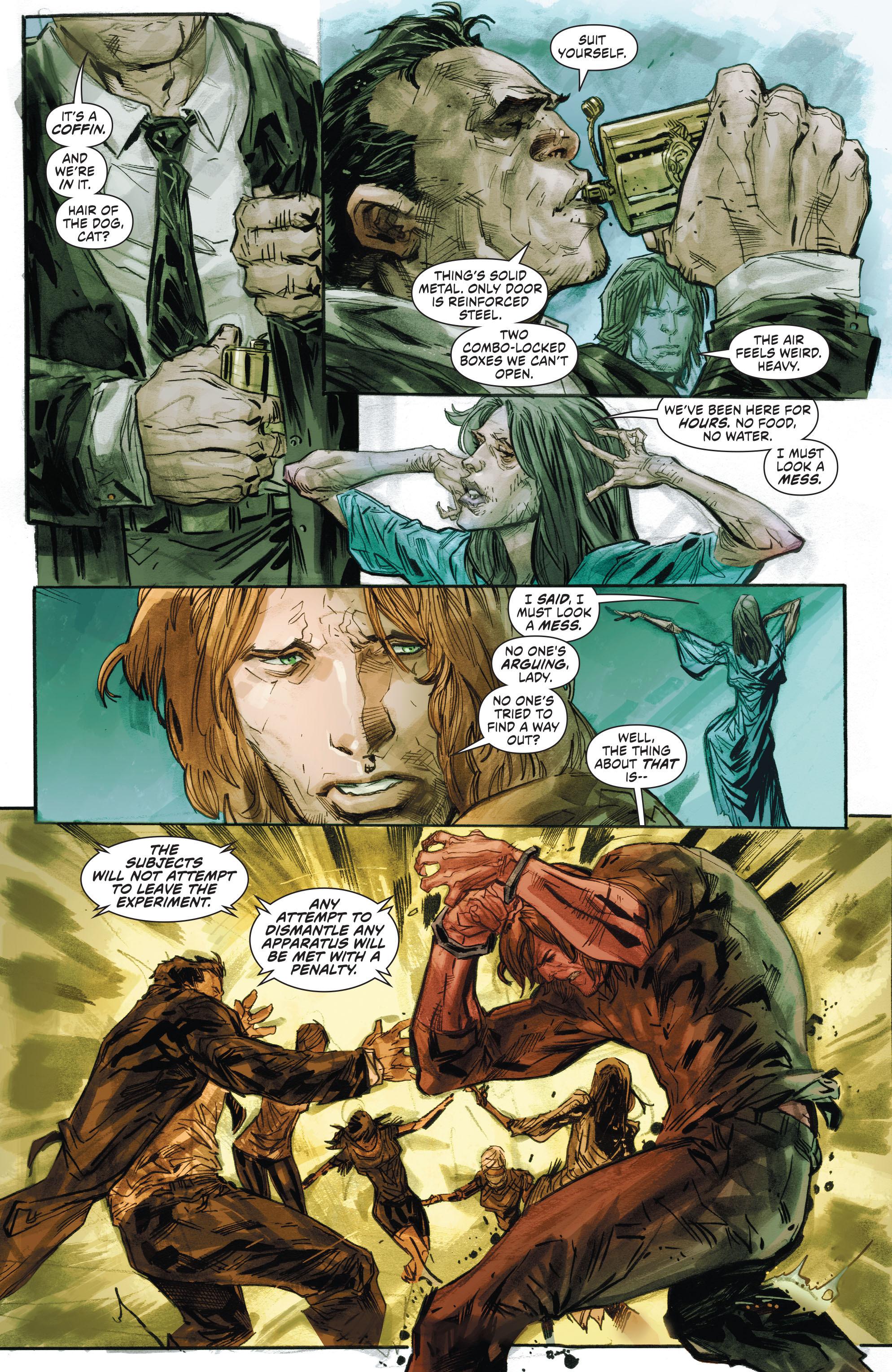 Read online Secret Six (2015) comic -  Issue #1 - 12