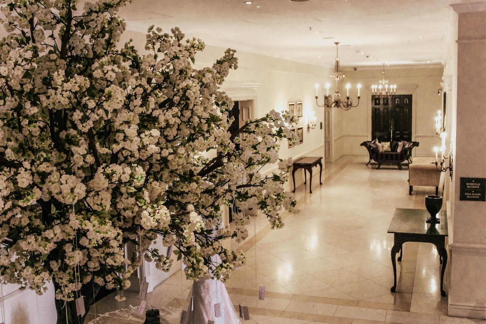Four Seasons Hotel Hampshire Bride To be Event