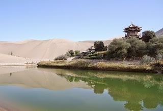 China, Destination, Lake