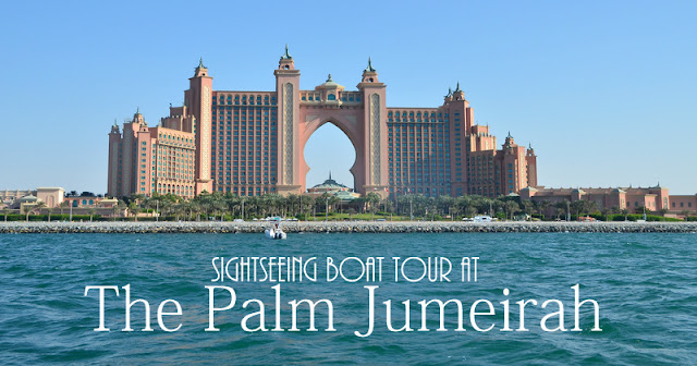 sightseeing in The Palm Jumeirah