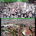 AreaDominoNews - Aksi DEMO 212 Banjir Manusia, Sedangkan Bukit Duri Mengalami Banjir