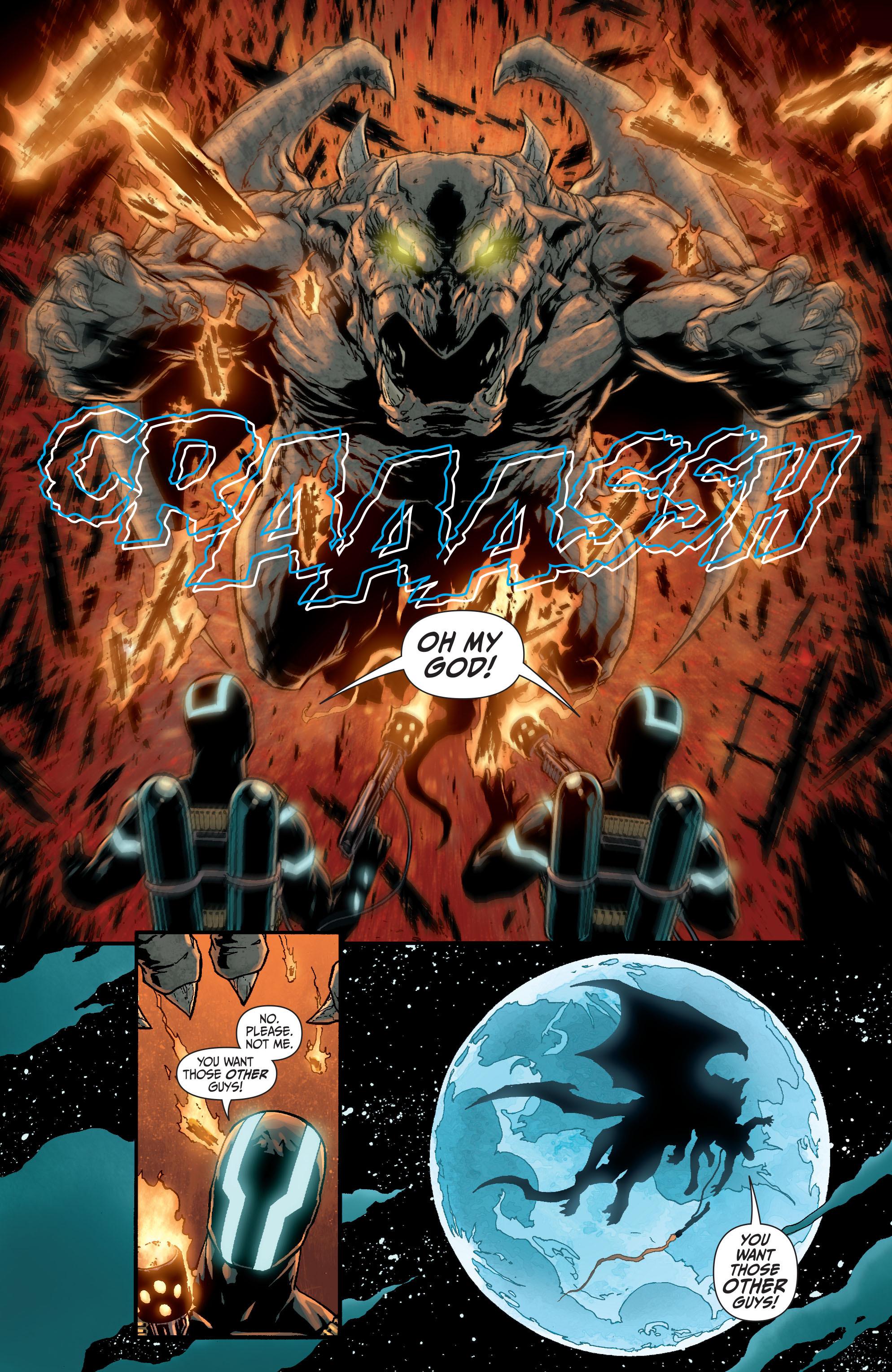 Read online Secret Six (2008) comic -  Issue #17 - 7