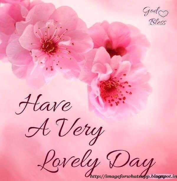 Resultado de imagem para have a lovely a«day