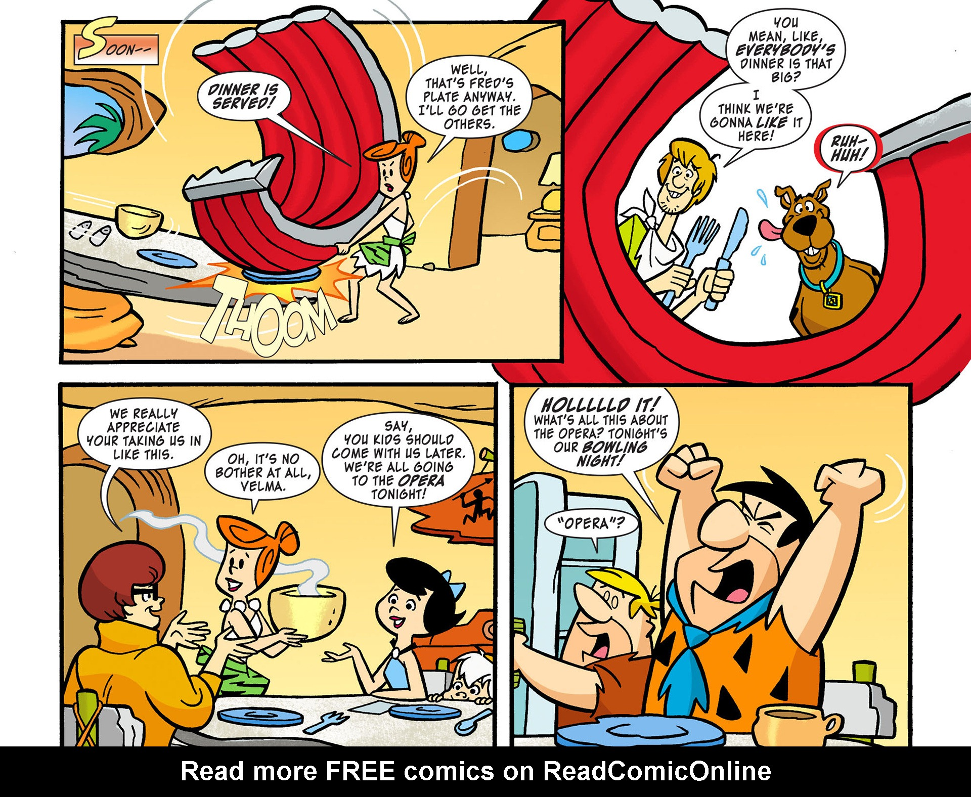 Read online Scooby-Doo! Team-Up comic -  Issue #13 - 11