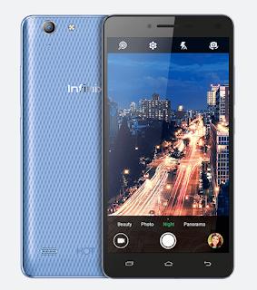 Infinix Hot 3 LTE , Octa Core Harga Terjangkau