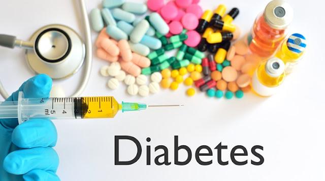 mengobati diabetes