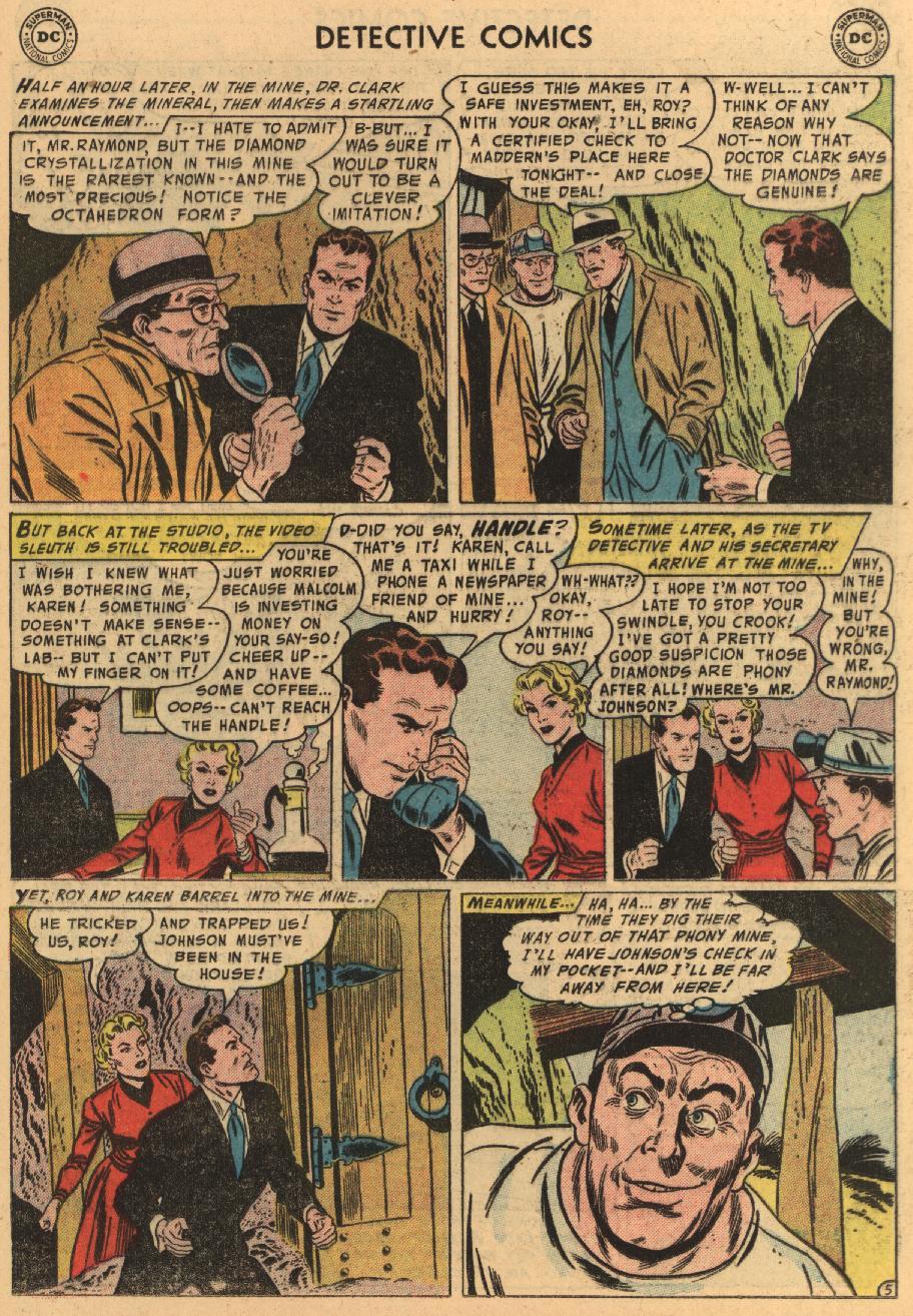 Read online Detective Comics (1937) comic -  Issue #229 - 21