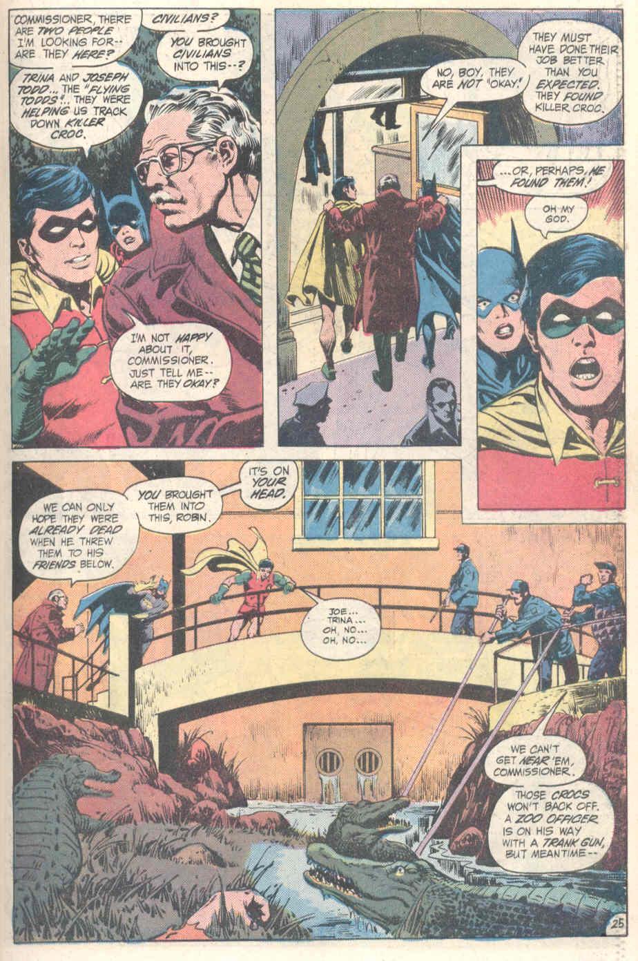Detective Comics (1937) 526 Page 25