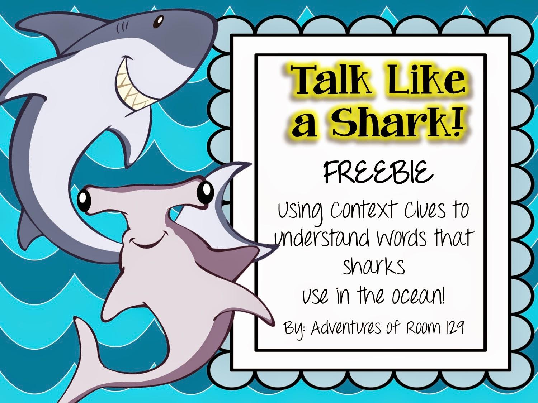 Adventures Of Room 129 Shark Week Blog Hop