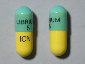 Side Effects of Librium Use